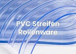PVC streifen Rollenware