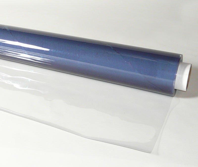 PVC folie transparant op rol Flexibel PVC