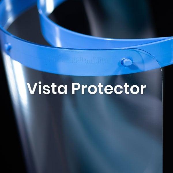 Vista Protector Gelaatsbescherming, gelaatsscherm, gezichtsmasker