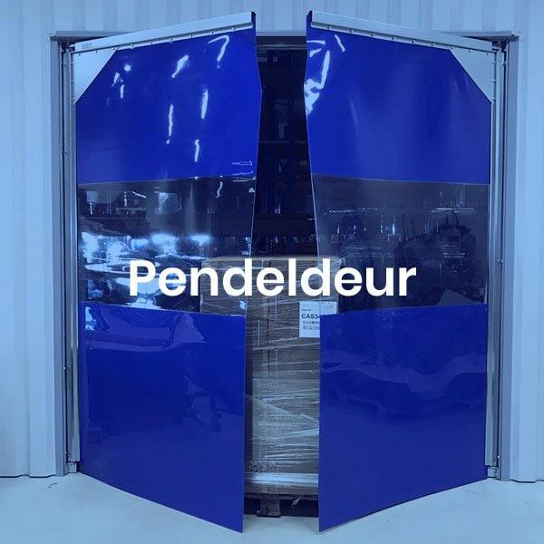 Pendeldeuren PVC