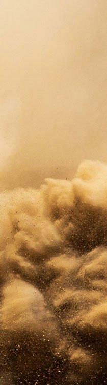 Application dust