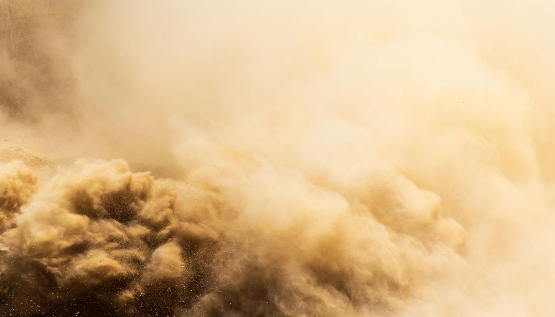 Dust header