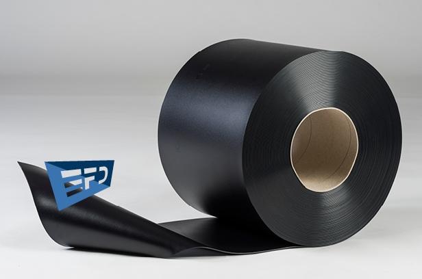 Welding PVC strips darkgreen