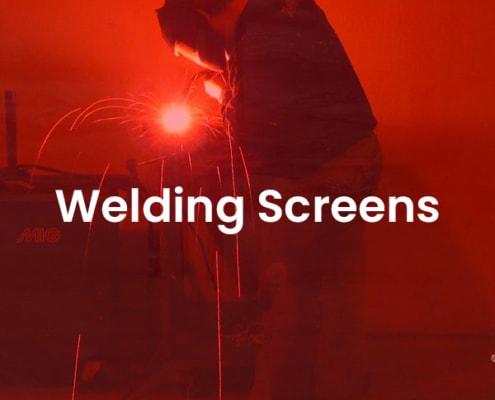 Welding Screens
