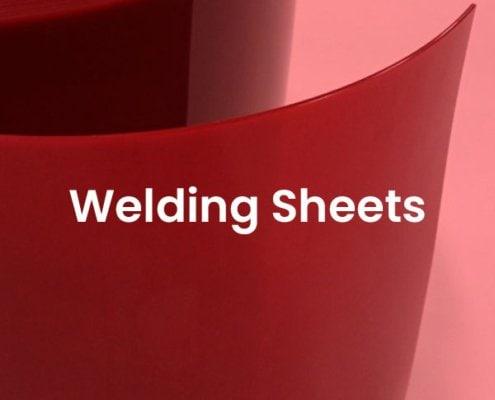 Welding Sheets